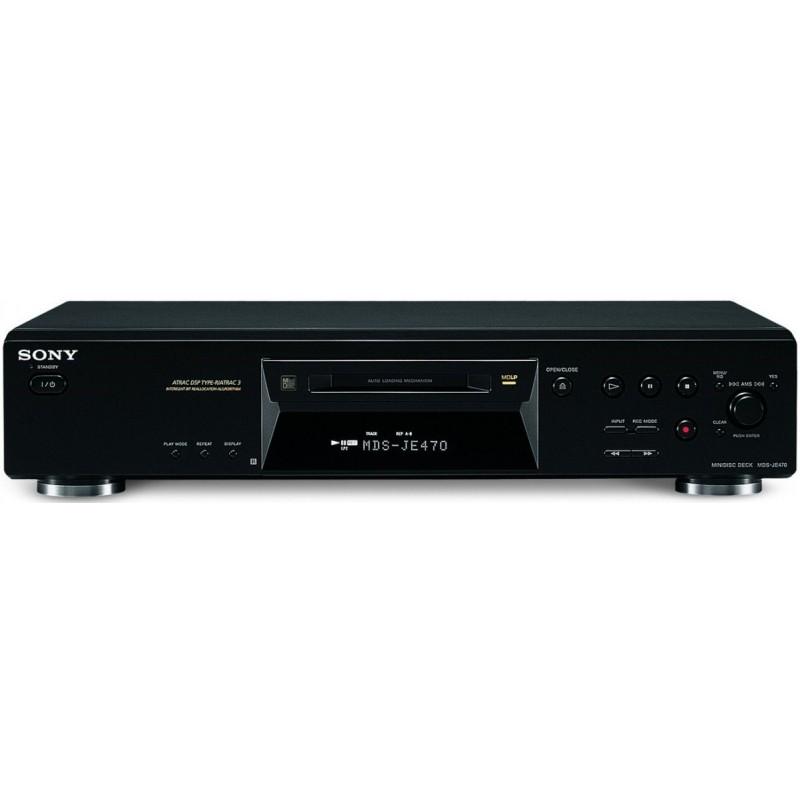 Sony MDS-JE470