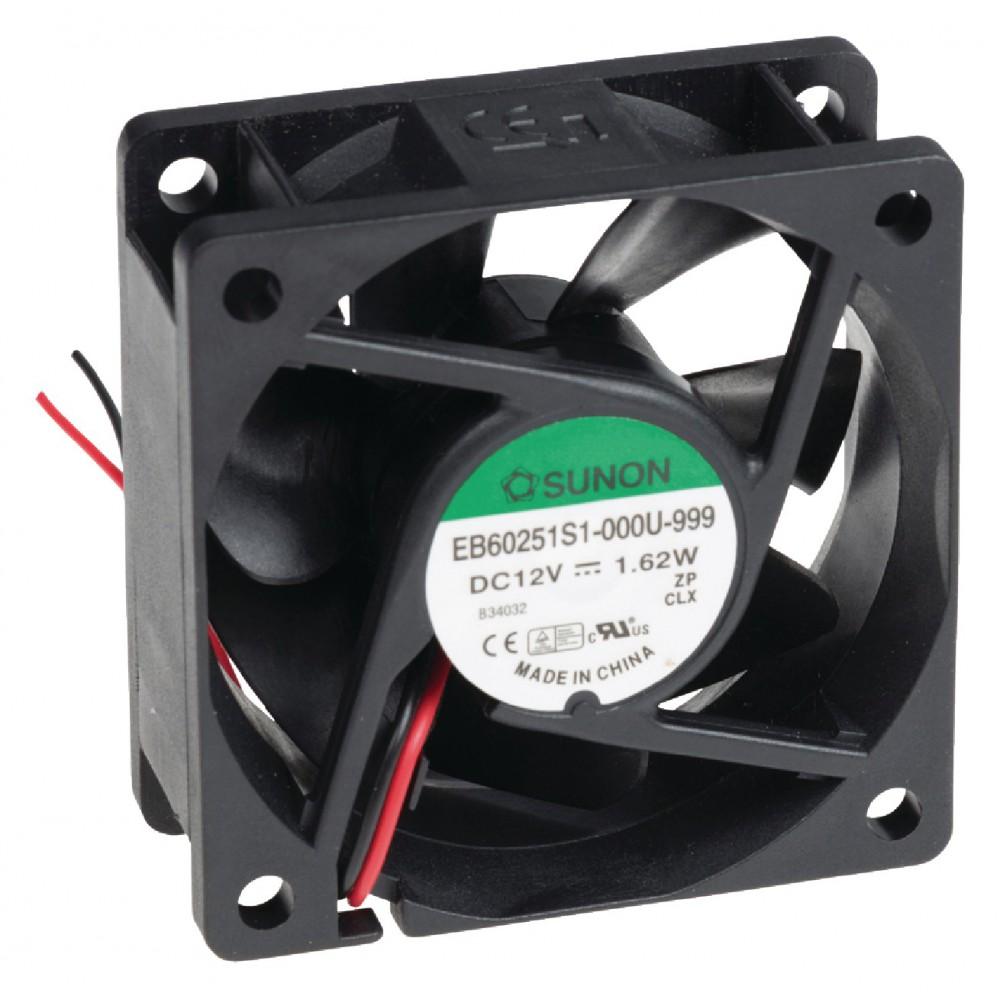 Axiaal ventilator sunon 60x60x15 mm for Gimnasio 60 y 15